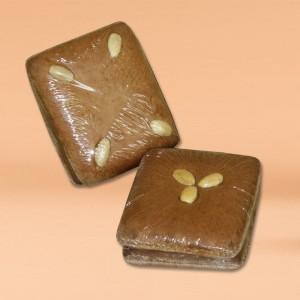 Braune Pfefferkuchen