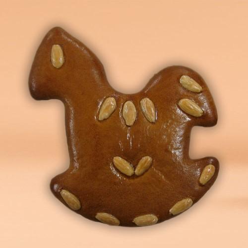 Pfefferkuchen - Pferdchen
