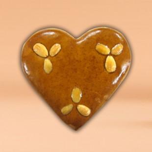 Mandel - Herz
