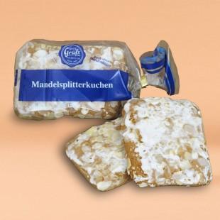 Mandelsplitter-Pfefferkuchen