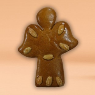 Pfefferkuchen-Engel